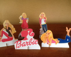 KIT DISPLAY DE MESA BARBIE