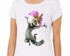 Camiseta Madagascar Julian