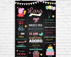 Lousa Digital Peppa Pig