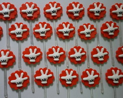 Topper Luva Mickey biscuit