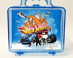 Maletinha- Hot Wheels