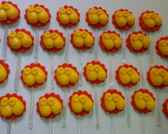 Topper sapato Mickey biscuit