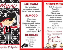 Card�pio Pirata