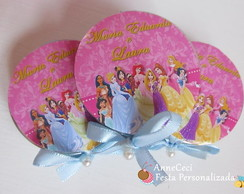 Latinhas Mint to be Princesas Disney