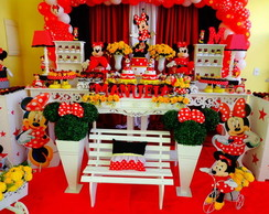 Decora��o Minnie