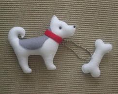 Chaveiro de cachorrinho