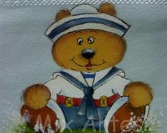 Toalha de m�o infantil - Ursinho