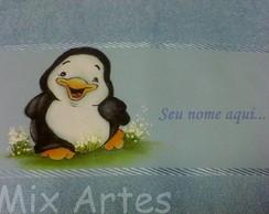 Toalha de m�o infantil- Pingu