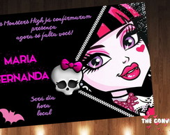 Convites Monster High