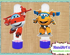 Aplique 3D -super wings