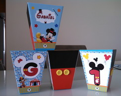 Cachep� MDF Circo do Mickey