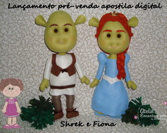 Apostila Digital Shrek e Fiona