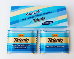 Chocolate Talento corporativo