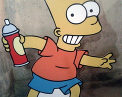 Display de Ch�o Bart Simpson