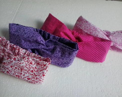 Tiara turbante para crian�as