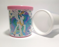 My Little Pony Caneca Acr�lica