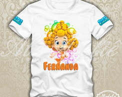 Camiseta Bubble Guppies Personalizada