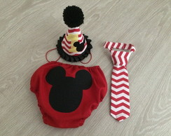 conjunto smash the cake mickey 0