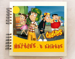 "�lbum ""Chaves"" - 60 fotos"