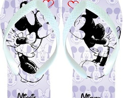 Chinelo Sand�lia Mickey Minnie