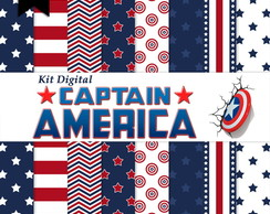 Kit Digital - Capit�o Am�rica