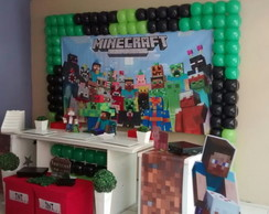 Decora��o Minecraft