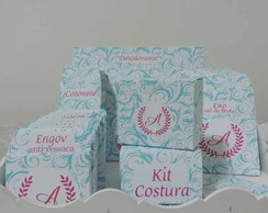 Kit Toalete Pink e Tiffany