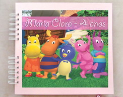"�lbum ""Backyardigans"" - 60 fotos"