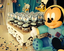 FESTA MICKEY E MINNIE BEB�
