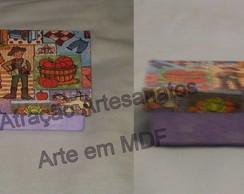 Caixa Decoupada Ref. DC05
