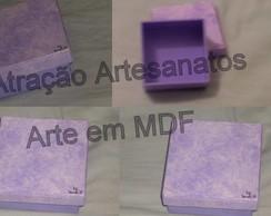 Caixa Lil�s Ref. RGG01