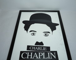 P�ster Charles Chaplin Face
