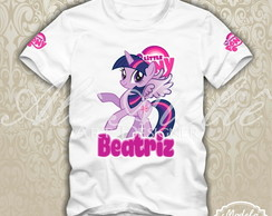 Camiseta Personalizada My Little Pony