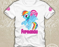 Camisas Personalizadas My Little Pony