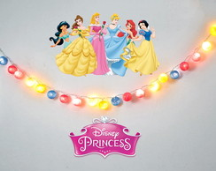 Lumin�ria PRINCESAS DISNEY decora��o