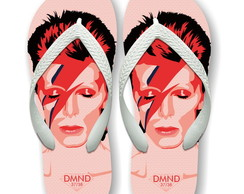 Chinelo David Bowie