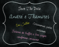 Save The Date (Digital)