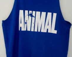 Regata Fitness Masculina Animal