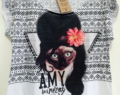 T-shirt Amy Winecat