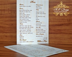 Menu Card�pio