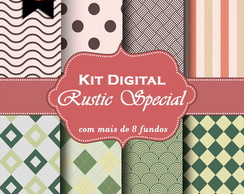 Kit Digital - Rustic Special