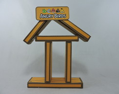 Estante decorativa Angry Birds