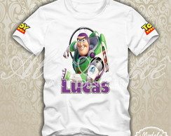 Blusa Toy Story Personalizada