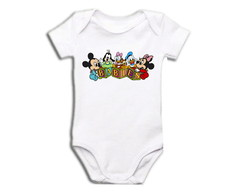 Body OU Camiseta baby disney 1 - Ribana