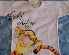 Camiseta do Tigr�o
