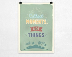 Poster Collect Moments
