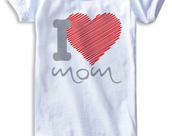 Dia das M�es_ Body I Love Mom_5