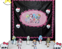 Kit decorativo b�sico Monster high
