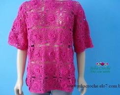 Blusa pink - FRETE GR�TIS!