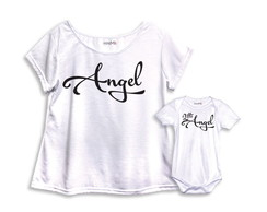 Conj. M�e e Filha - Angel (Body)